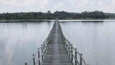 Danau Baruh Bahiru