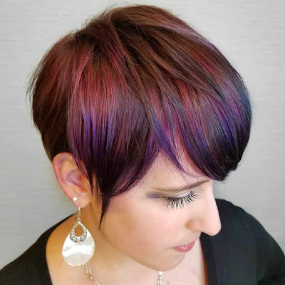 trendy short hairstyles for fine hair 2019