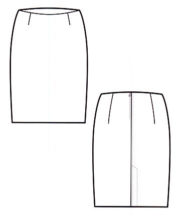 Diseño de Moda Tarde: Plantillas Bocetos