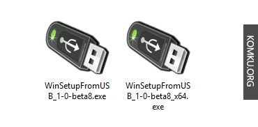 WinSetupFromUSB - The Simplest Way to Install Windows XP