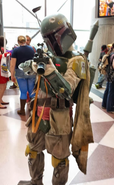 boba fett cosplay costume