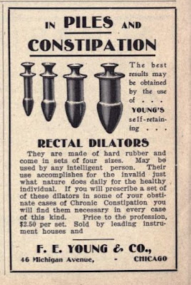 Rectal Dilators - F.E. Young & Co.