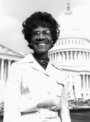 Femilogue: Shirley Chisholm