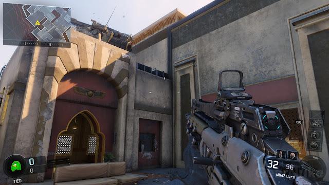 Call of Duty Black Ops III PC Free Download Screenshot 1