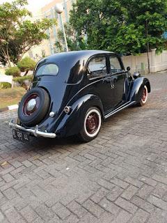 Dijual Mobil Kuno Fiat Musone 1948