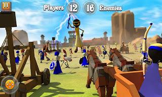 Greek Warriors: Castle Defence Apk Mod v2.5 (Unlimited Gems)