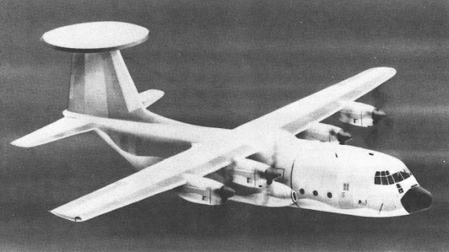 EC-130 ARE