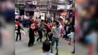شاهد فيديو يوتيوب وفاة سيدة كبيرة في السن بالاسكندرية اثناء رقص في اخر ايام انتاخابات الرئاسة المصرية 2018 كامل