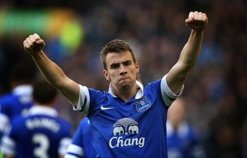 Manchester United considering to splash £25 million on Seamus Coleman