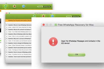 Download WhatsApp Recovery 1.3.0.1