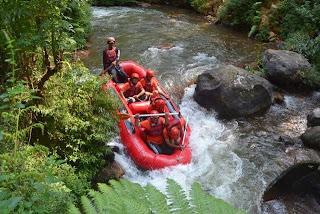 Prosedur Rafting Yang Aman Bagi Pemula