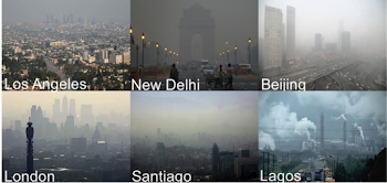 Air pollution damaging millions of kidneys every year
