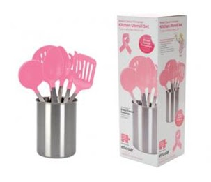 Pink Kitchenware