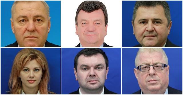 Lista parlamentarilor suceveni care au modificat Codul Penal ca să-l scape pe Dragnea de pușcărie