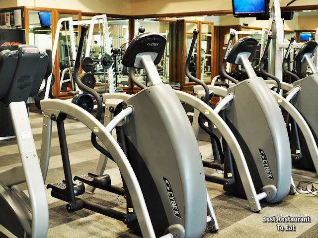 Marriott Putrajaya Hotel Fitness Centre