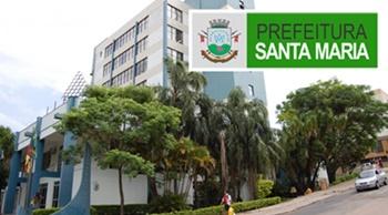 Concurso Prefeitura de Santa Maria 2017