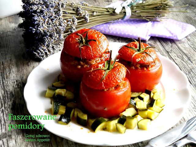 Pomidory faszerowane - Czytaj więcej »