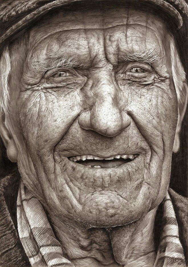 A 16 Year Old Girl, Armed With A Pencil, Entered A Competition. The Result Blew My Mind.