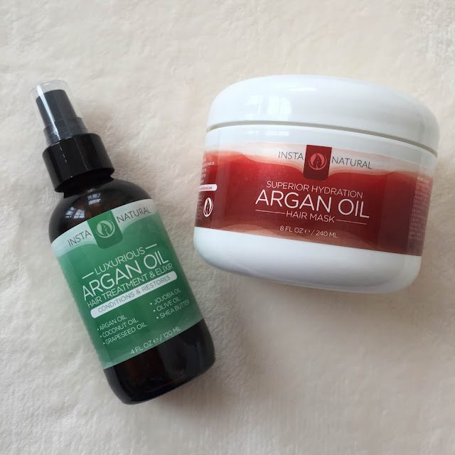 Insta Natural Argan Oil