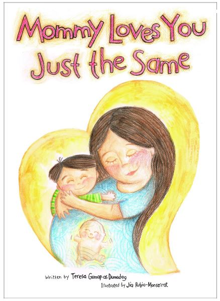 #1 Amazon Bestselling Author to Publish New Children's Book; Mommy Loves You Just The Same