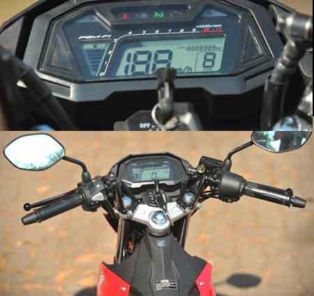 speedometer honda sonic 150r