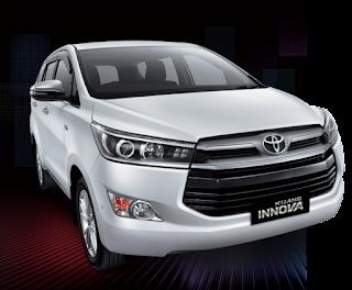 Rental mobil Innova Reborn di Bali