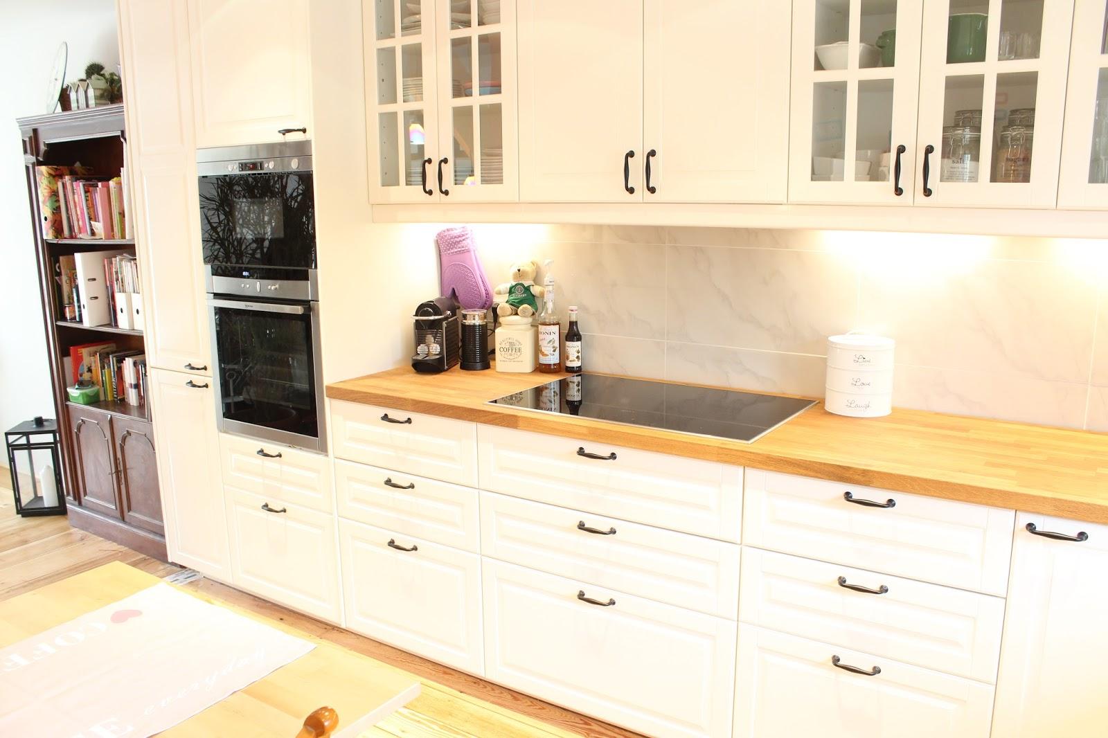 Rundgang Wohnzimmer und Küche - Hausbau -
