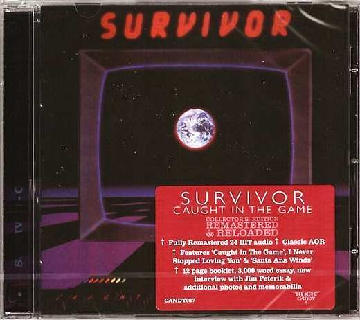 SURVIVOR - Caught In The Game [Rock Candy Remastered & Reloaded] full