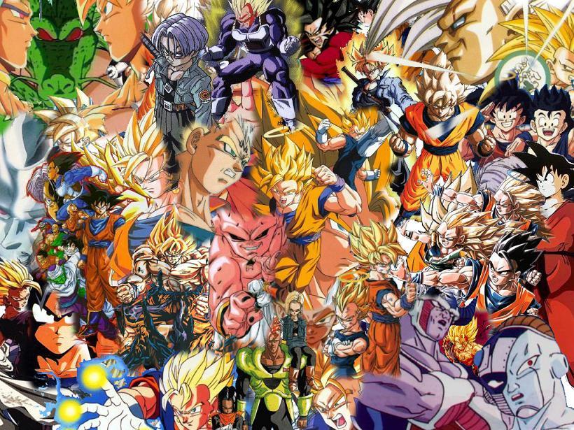 Dragon Ball Z Wallpaper 1080p Iphone