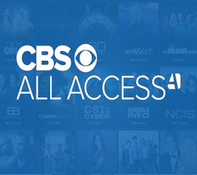 CBS -  ALL ACCESS Full Episodes