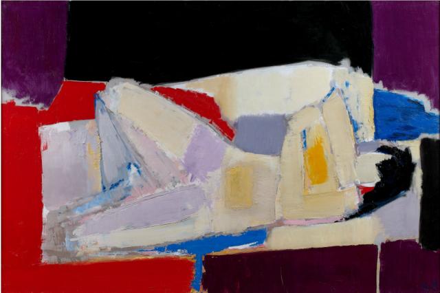 Pintura: Nicolas de Staël (1914 - 1955)