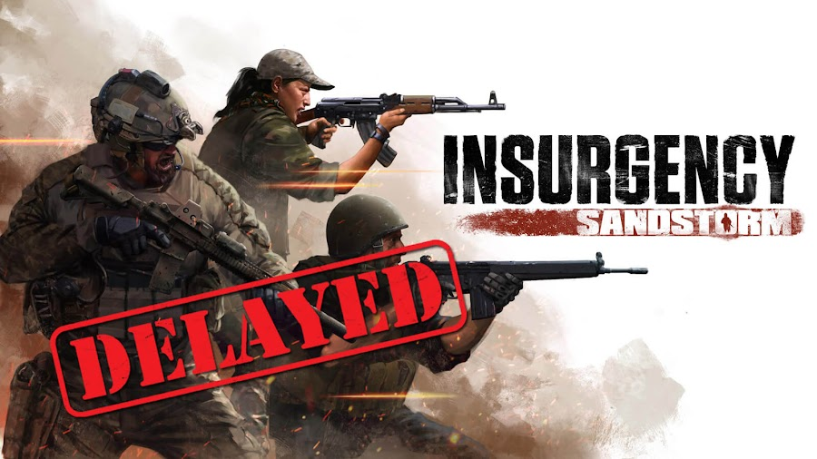 insurgency sandstorm delayed