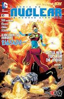 Os Novos 52! A Fúria do Nuclear: Os Homens Atômico #10