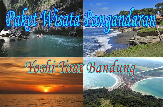 Paket Wisata Pangandaran Tour Terbaru 2019