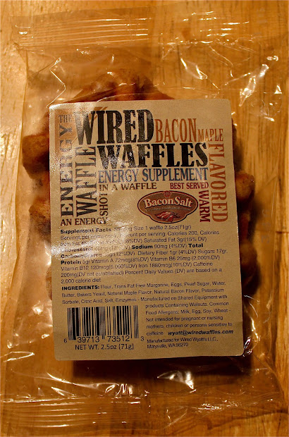 Addicted 2 Energy Of Wired Waffles
