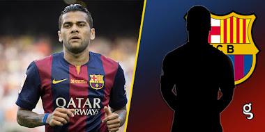 Barcelona por fin tiene al sustituto de Dani Alves.