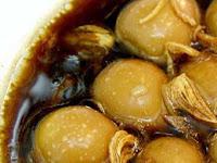 Semur Telur Puyuh Jamur Resep dan Cara Membuatnya