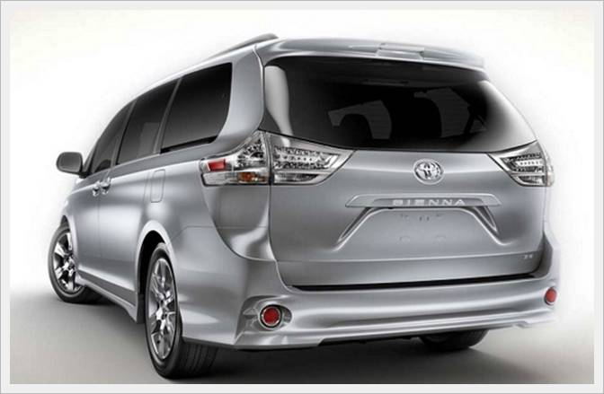 2017 toyota sienna interior new toyota update review. Black Bedroom Furniture Sets. Home Design Ideas