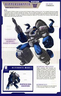 Transformer Rippersnapper