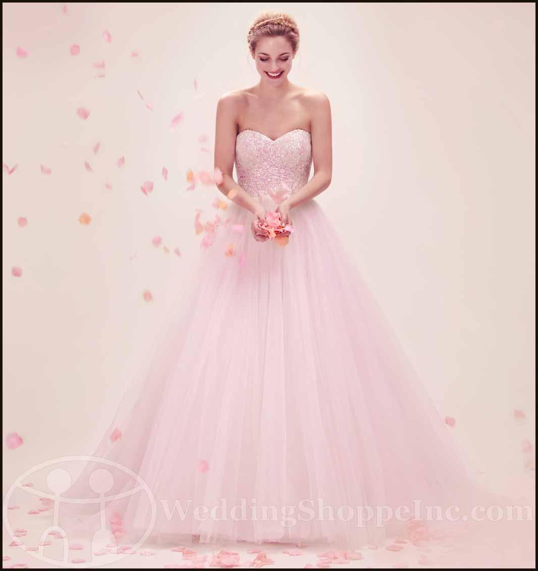 Vestidos De Noiva Rosa Pink E Salmão Noiva Com Classe