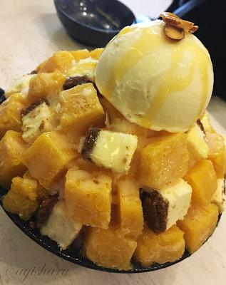 Mango Cheesecake - Sulbing