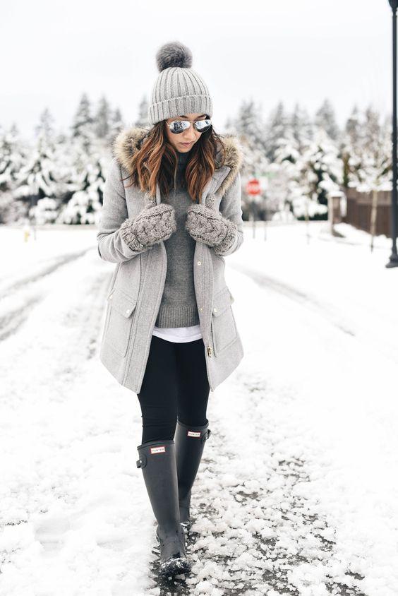 Snow Look + Best Winter Sales