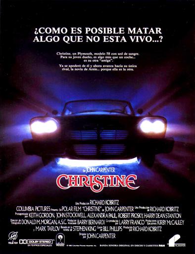 Ver Christine (1983) Online