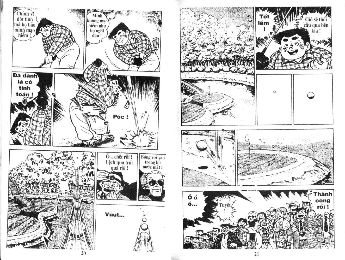 Ashita Tenki ni Naare chapter 5 trang 9