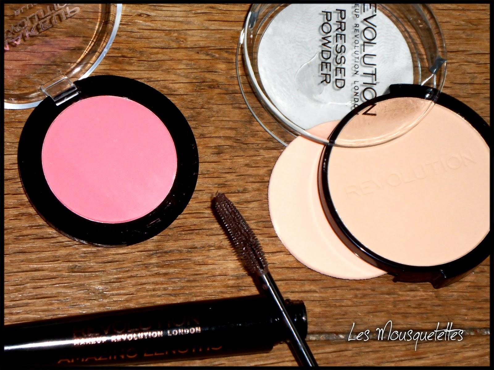 Makeup Revolution  - Les Mousquetettes©