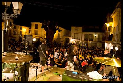 PUEBLOS DE CUENCA - Festival Alcarria Rock, en Torralba 1