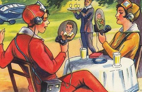 كيف كان يبدو مستقبل البشرية في 1900؟ .. توقعات فنان فرنسي
