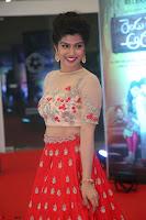 Mahima in beautiful Red Ghagra beigh transparent choli ~  Exclusive 068.JPG