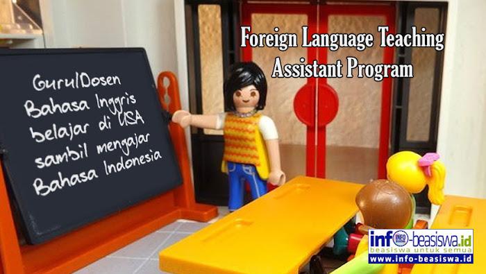Beasiswa Penuh: Pelatihan Guru Bahasa Inggris di Amerika Serikat