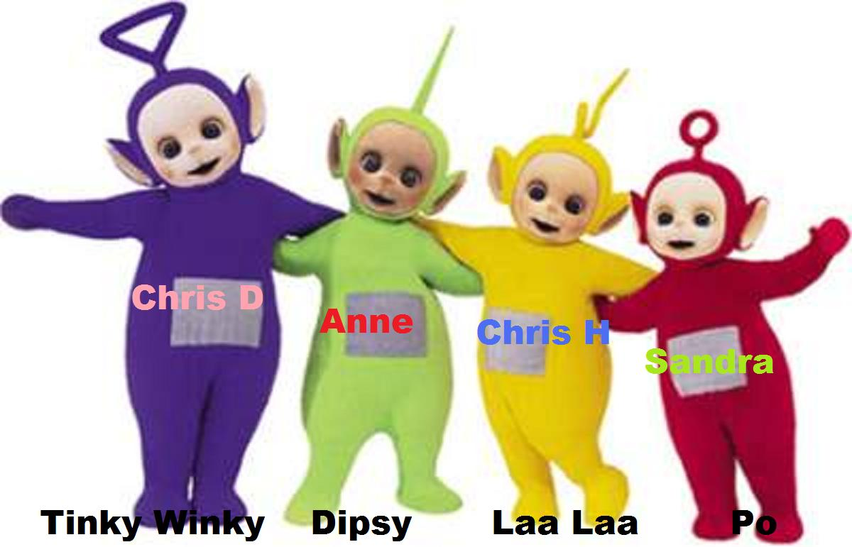 teletubbies namen
